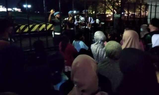 Klarifikasi Istana: Tidak Ada Bagi-bagi Sembako Pada Sabtu Malam