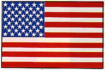 graphic relating to Printable Us Flag identified as United Claims of The united states - United states Flag Shots