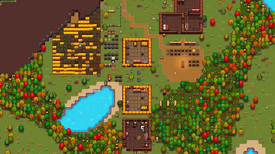 Lords And Villeins Game Screenshot 1