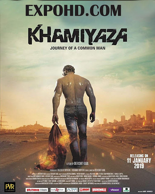 Khamiyaza 2019 Dual Audio 720p | HDRip x265 | Download