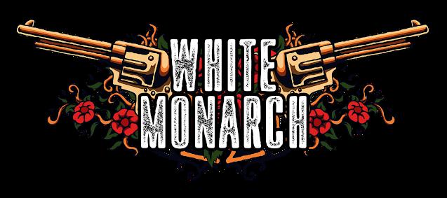 White Monarch series logo