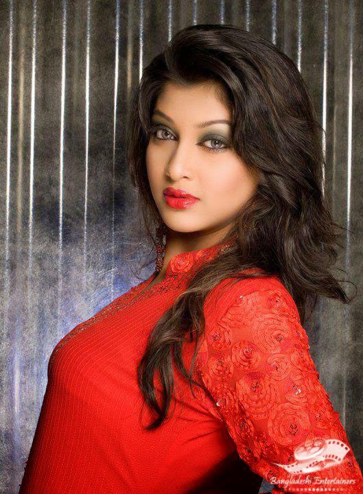 Bangladeshi Model Sarika - Lovely Girls Photo-8956