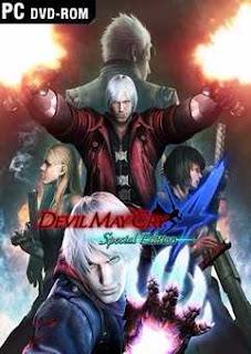 Tải Game Devil May Cry 4 Việt Hóa