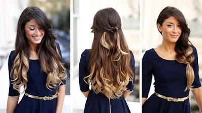 Tips dan Cara Merawat Rambut Ombre Secara Tradisional