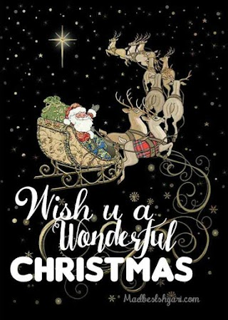 We Wish You A Merry Christmas Video song download With Lyrics - MadBestShayari.com