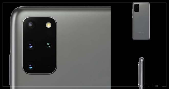 S20 Plus Kamera