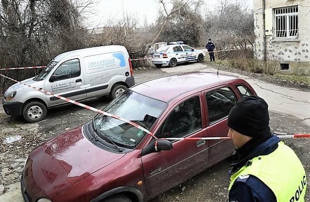 Установиха самоличността на убития мъж снощи в София (ВИДЕО)