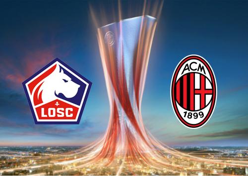 Lille vs Milan -Highlights 26 November 2020