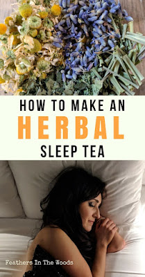 Herbal sleep tea | natural healthcare