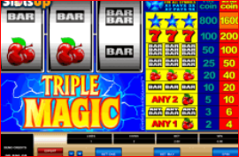 AGEN SLOT ONLINE TRIPLE MAGIC DI DEWA898