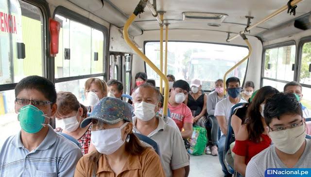 Infectados coronavirus en Lima