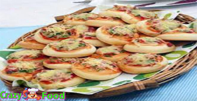 مينى بيتزا
