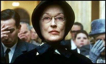 Meryl Streep en La duda (John Patrick Shanley, 2008)