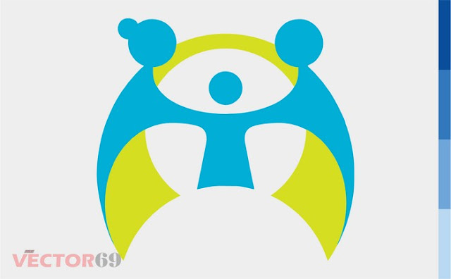 Logo Kementerian Pemberdayaan Perempuan dan Perlindungan Anak Indonesia - Download Vector File EPS (Encapsulated PostScript)
