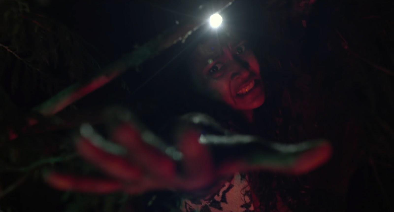 """Trailer inédito da sequência de """"A Bruxa de Blair"""" é horripilante"""