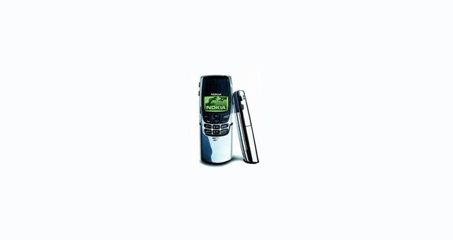 Nokia 8810 Masterpiece