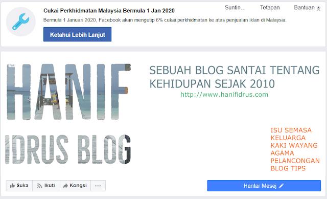 Cukai Perkhidmatan Digital Malaysia Berkuatkusa 1 Januarai 2020
