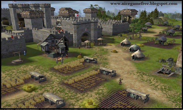 Stronghold 2 Free Download ISO Highly Compressed