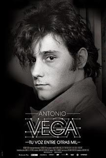 Cartel: Antonio Vega. Tu voz entre otras mil (2013)