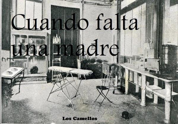"""Pasodoble con Letra """"Cuando falta una madre"""". Comparsa """"Los Camellos"""" (2016)"""