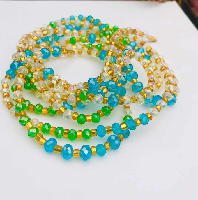 Astonishingly Beautiful Beads   TNSPARKLE006