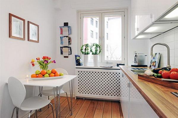 Modern White kitchen furniture 4