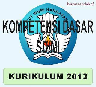 Pdf-Kurikulum 2013 Kompetensi Dasr SD - Berkas Sekolah