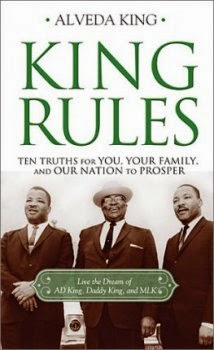 http://www.amazon.com/King-Rules-Truths-Family-Prosper/dp/140020500X/ref=sr_1_1?ie=UTF8&qid=1424326751&sr=8-1&keywords=king+rules