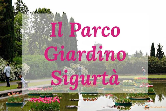 Parco Sigurtà, Sigurtà Valeggio, Valeggio sul mincio, tulipanomania, parco tulipani