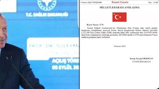 Turki Lunasi Hutang Somalia ke IMF yang Telah Jatuh Tempo Sebesar $ 3,5 Juta