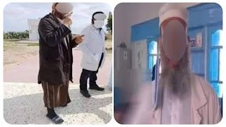 (بالفيديو) معلمين بالمدرسة بولاية المهدية يرتديان لباسا طائفيا.. و يقمون بتغيير المناهج التدريسية و فصل بين الجنسين... إناث لوحده و ذكور لوحده...