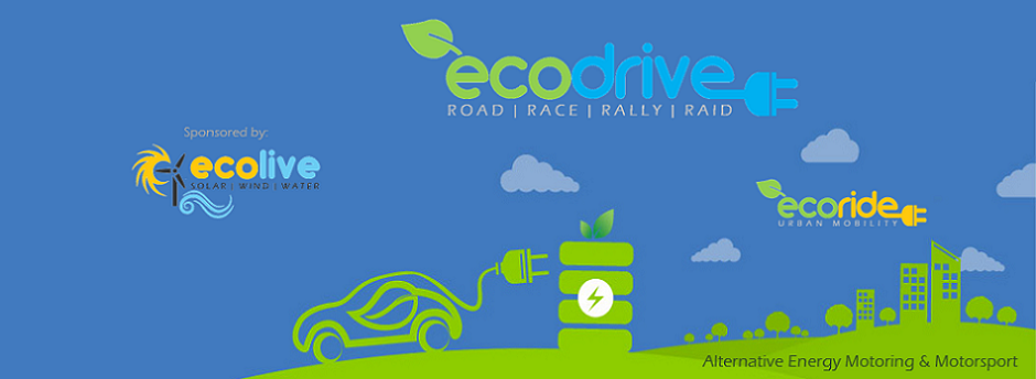 Like the Ecodrive Facebook Page