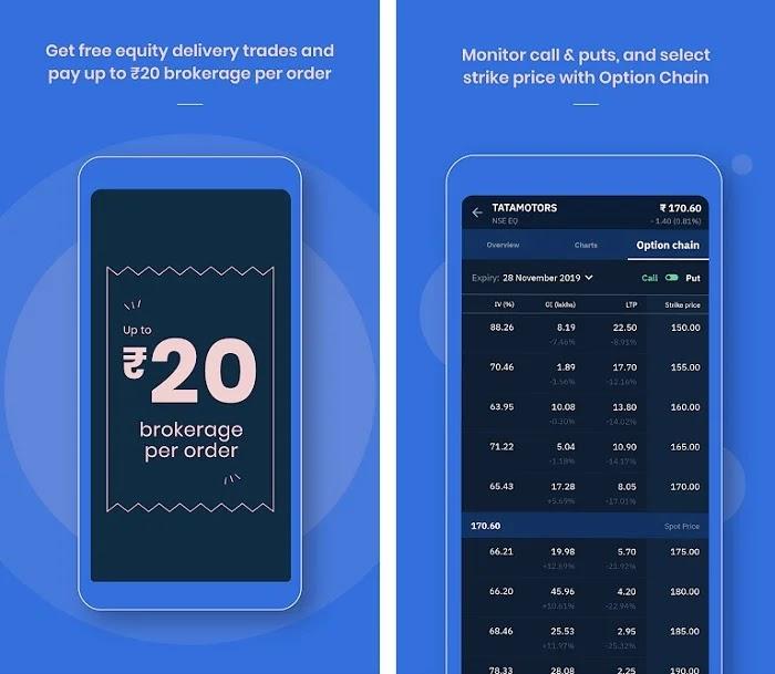 UPSTOX Pro App