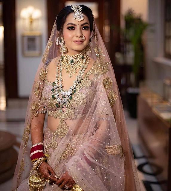 Nidhi Perfect Bride Pictures