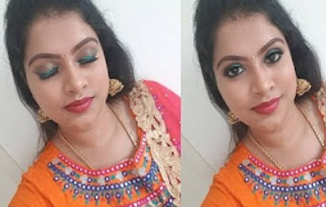 INDIAN WEDDING GUEST MAKEUP LOOK 2017