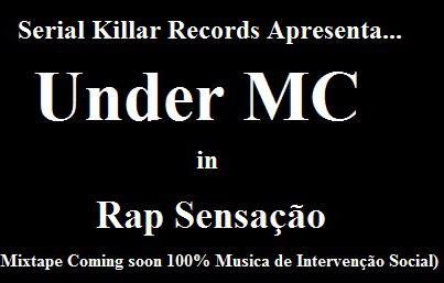Under Mc - Rap Sensacao