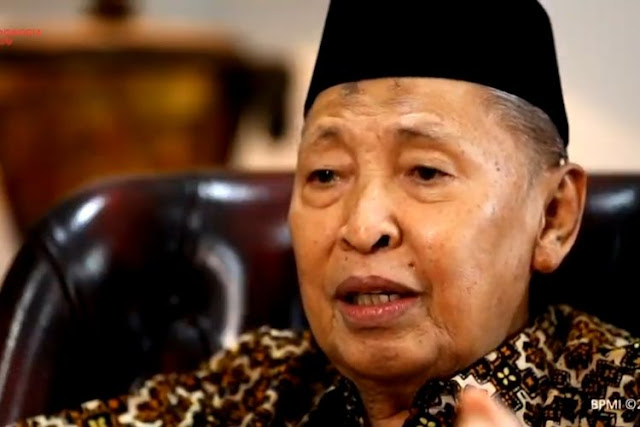 HUT ke-75 RI, Hamzah Haz Ajak Masyarakat Implementasikan Nilai-nilai Pancasila