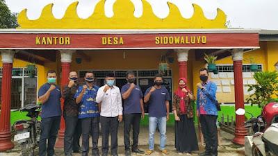 BNNK Lampung Selatan, Supervisi Pembanguan Berwawasan Anti Narkoba Bagi Karang Taruna
