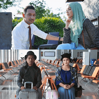Pelakon Utama Telemovie Jula Juli Bintang Cinta, Zizan Razak, Mira Filzah, Amerul Affendi, Adriana Adnan,
