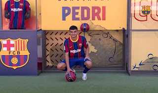 Planes have admitted Barcelona rejected offers for Pedri