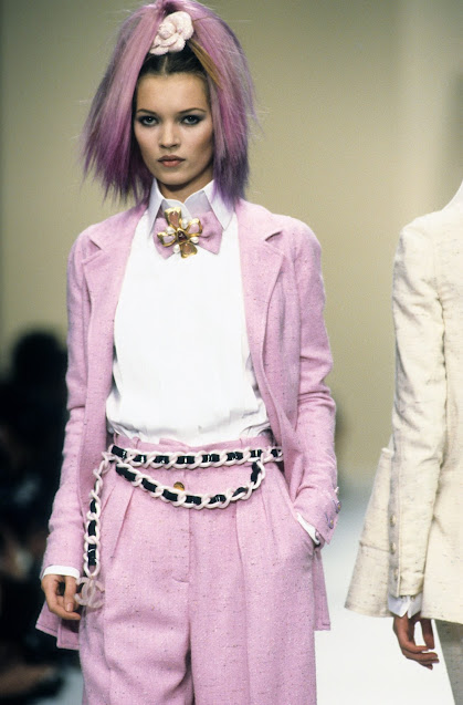 CHANEL SPRING READY TO WEAR 1994