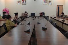 Komisi II DPRD Kabupaten Wajo Berjuang Menggenjot Penerimaan PAD Melalui Hasil DBH Propinsi Sulsel