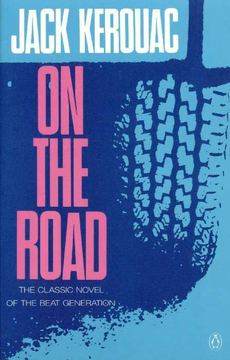 the daily beat jack kerouac 39 s on the road book covers. Black Bedroom Furniture Sets. Home Design Ideas