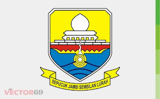 Logo Provinsi Jambi - Download Vector File CDR (CorelDraw)