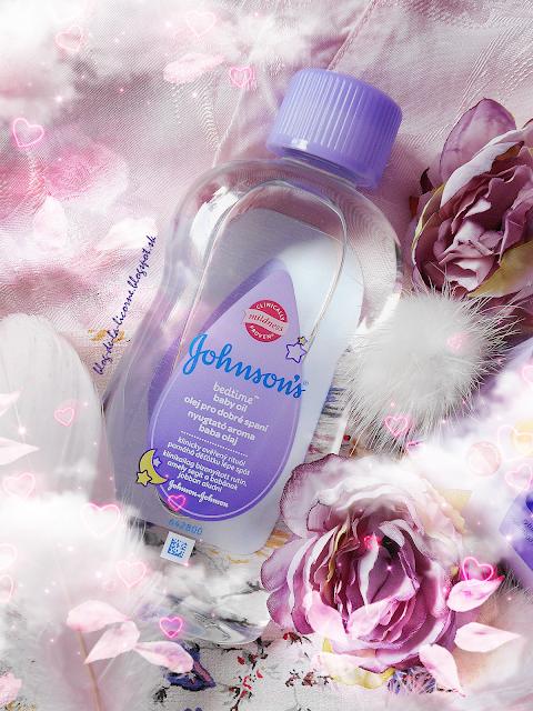 Johnson's Baby Bedtime olej pre dobrý spánok recenzia