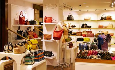 Liberty's Handbag Room, Liberty's London