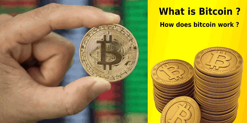 What is Bitcoin | How does bitcoin work | Easy Explanation of Bitcoin | What is Bitcoin in simple term