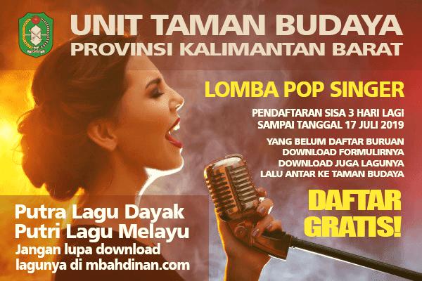 lomba pop singer
