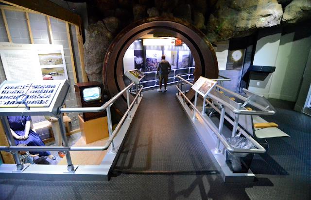 Atomic Testing Museum em Las Vegas