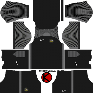 Australia Nike Kits 2017 - Dream League Soccer
